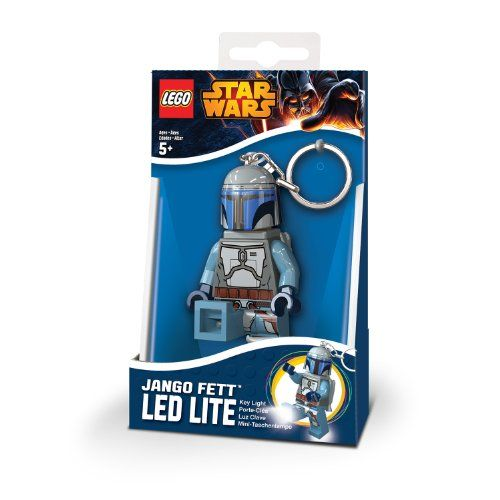 LEGO Star Wars Jango Fett svítící figurka