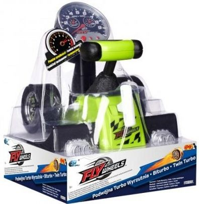 Ep Line Fly Wheels dvojité turbo s tachometrem cena od 499 Kč