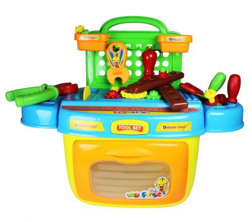 Handy Toy Pracovní ponk 30 součástí