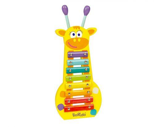 Boikido Xylofon žirafa cena od 446 Kč