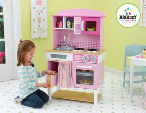 Kidkraft Kuchyňka jako u babičky cena od 4399 Kč