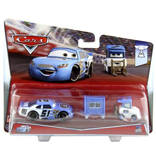Mattel Angličáky Disney Cars Ruby a Easy cena od 359 Kč