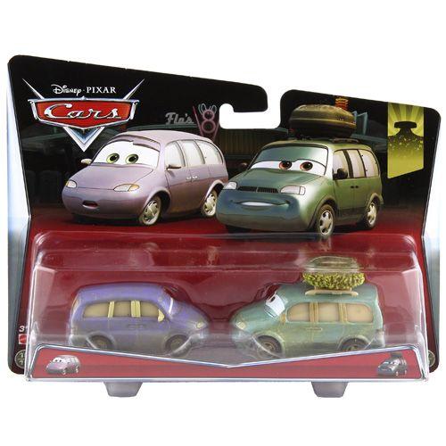 Mattel Disney Cars Mini a Van cena od 539 Kč