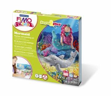 STAEDTLER FIMO kids sada Mořské víly cena od 208 Kč