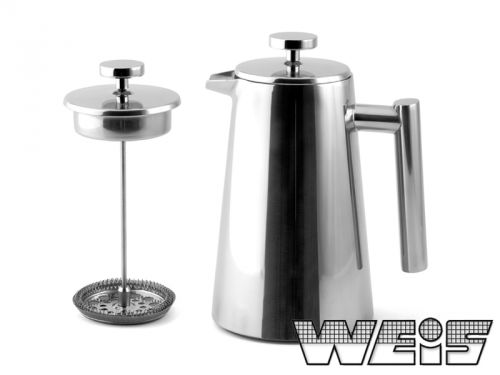 Weis Kafetiéra french press termo 0,65 L cena od 959 Kč