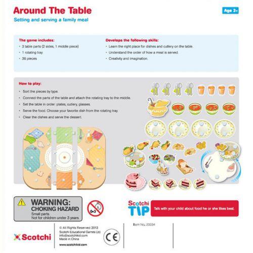Yookidoo U stolu cena od 299 Kč
