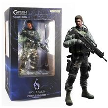 Capcom Figurka Resident Evil 6 Chris Redfield