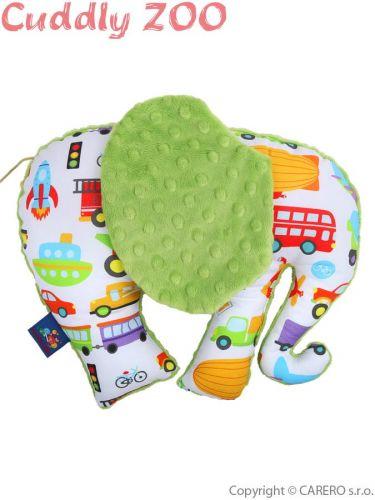 Cuddly Zoo Dětská hračka Slon cena od 284 Kč
