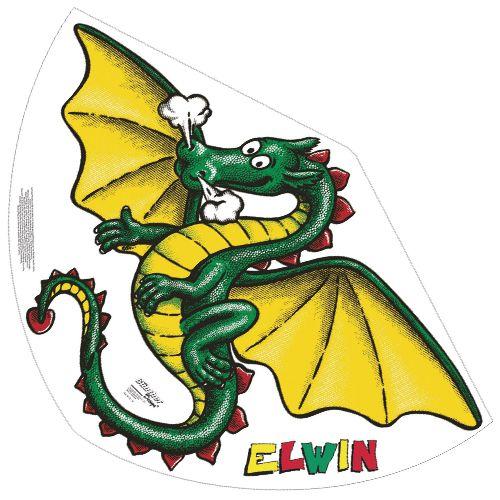 Günther Létající drak motiv draka