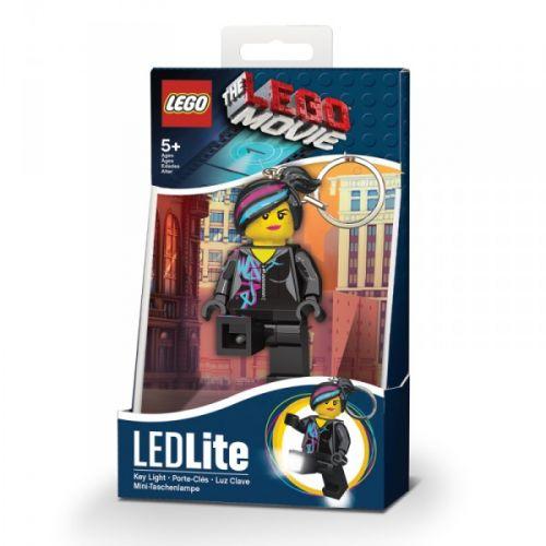 LEGO Movie Hustěnka svítící figurka cena od 299 Kč