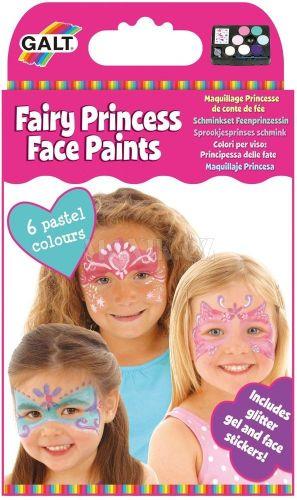 Galt: Malování na obličej pro princezny