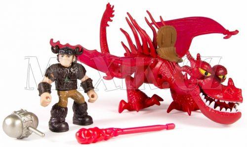 Spin Master Cobi Jak vycvičit draka Drak a jezdec Snotlout a Hookfang cena od 0 Kč