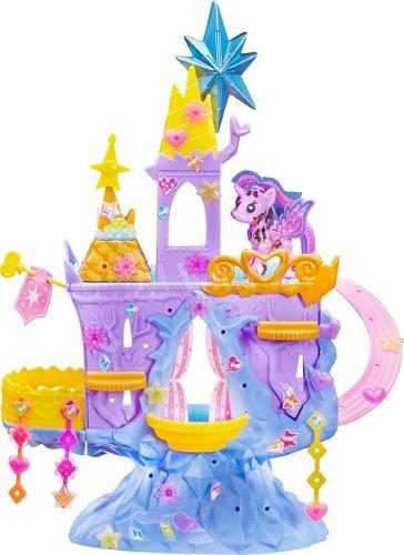 My Little Pony Pop hrací sada Hrad cena od 675 Kč