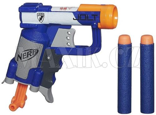 Nerf N-Strike Elite Jolt Blaster Kapesní pistole cena od 137 Kč