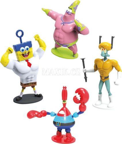 Simba SpongeBob Figurky sada Super Hero cena od 259 Kč