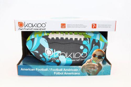 Kokido Neoprenový míč na americký fotbal cena od 240 Kč
