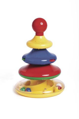 Ambi Toys: Zábavná věž cena od 398 Kč