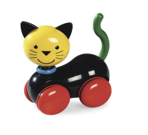 Ambi Toys: Jezdící kočička cena od 0 Kč