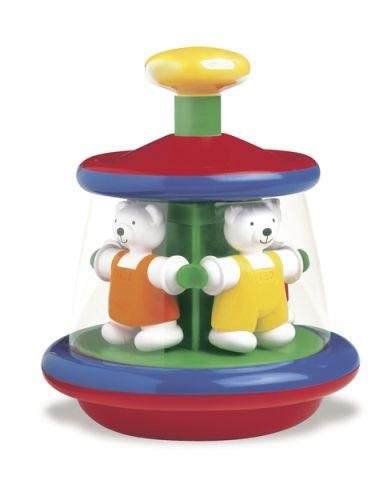 Ambi Toys: Kolotoč s medvídky