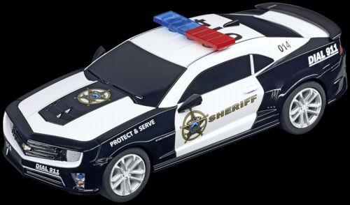 Carrera GO!!! 64031 Chevrolet Camaro Sheriff cena od 397 Kč