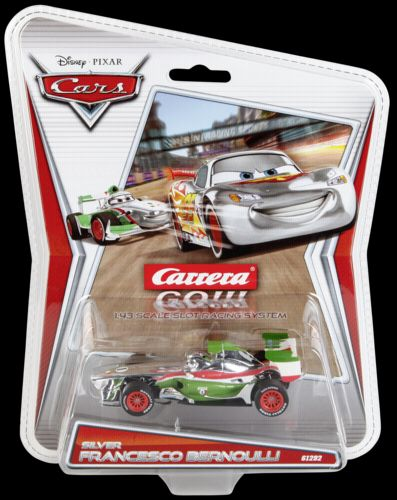 Carrera GO!!! Silver Francesco Bernoulli 61292 cena od 480 Kč