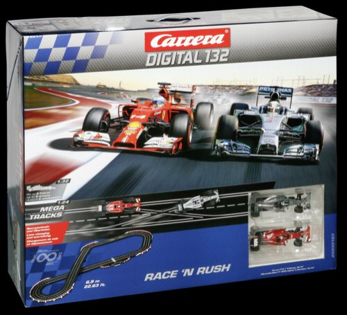 Carrera Digital 132 Race'n Rush 30183