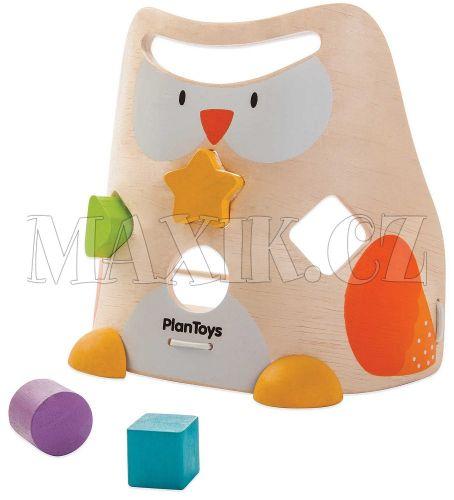 Plan Toys Tvary Sova cena od 448 Kč