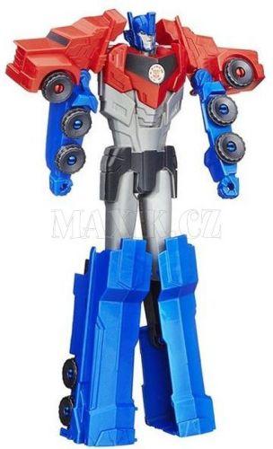 Transformers RID transformace ve 4 rychlých krocích Optimus Prime