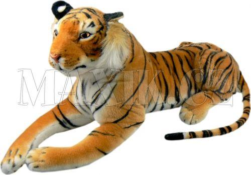 Lamps Plyšový Tygr 86 cm cena od 529 Kč