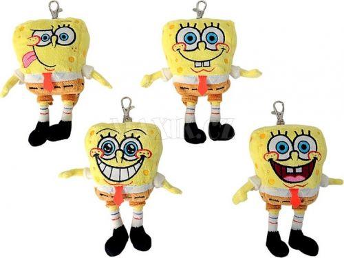 Simba SpongeBob Plyšový přívěsek cena od 99 Kč
