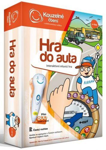 Albi: ALBI Kouzelné čtení Hra do auta - Albi cena od 268 Kč