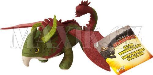 Spin Master Jak vycvičit draka Plyšový drak Skullcrusher