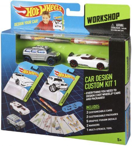 Mattel Hot Wheels design auto cena od 377 Kč