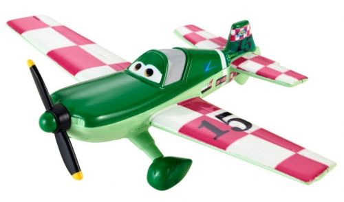 MATTEL Planes letadla Jan Kowalski BDB86 cena od 229 Kč