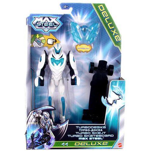 Mattel Figurka Max Steel Turbo skate cena od 809 Kč