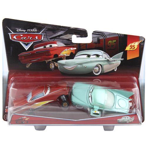 Mattel Angličáky Disney Cars Ramone a Lola cena od 0 Kč