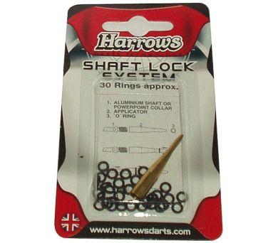 HARROWS Gumové kroužky