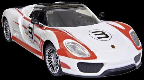 Dickie RC Porsche Spyder RTR 1:16 cena od 1090 Kč