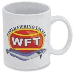 WFT Hrníček s logem cena od 140 Kč