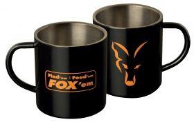 Fox Stainless Steel Mug hrnek cena od 378 Kč