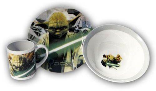 Evolukids Star Wars Yoda sada 320 ml cena od 0 Kč