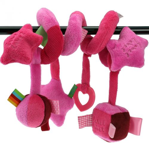 Label-Label Stars Car seat toy hračka