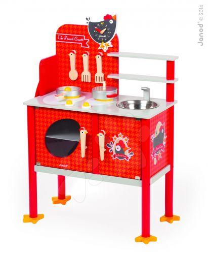 JANOD The French Cocotte Maxi Cooker s doplňky cena od 2159 Kč