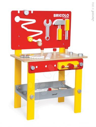 JANOD Redmaster Bricolo M dřevěný magnetický stůl s doplńky cena od 0 Kč