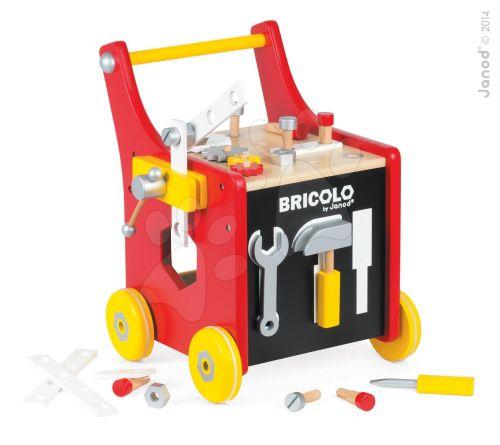 JANOD Redmaster Bricolo pracovní stůl s doplňky cena od 2159 Kč