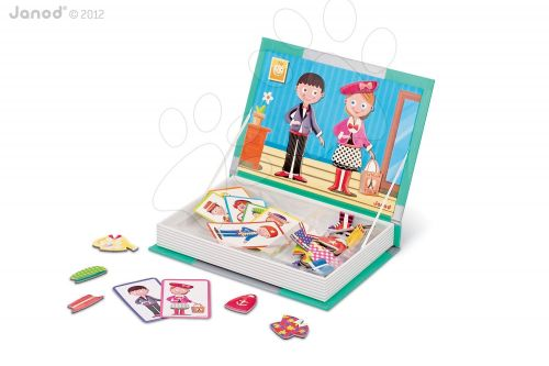 JANOD FASHION 36 magnetická kniha cena od 493 Kč