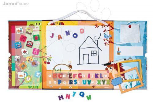 JANOD Triptik Magnetic Board magnetická tabule cena od 799 Kč