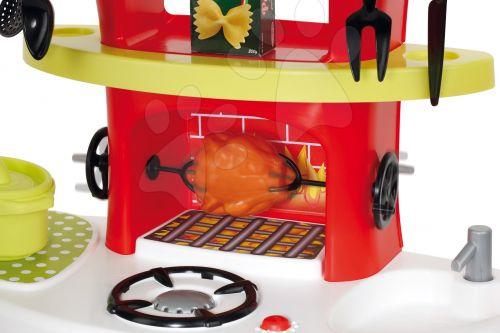 ÉCOIFFIER Dětská kuchyňka s grilem cena od 639 Kč