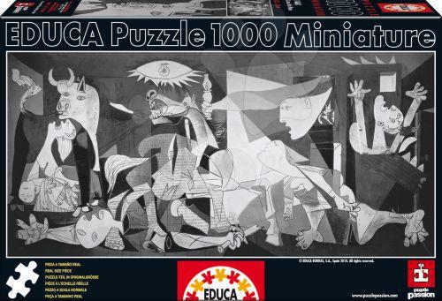EDUCA Miniature Guernica, P. Picasso 1000 dílků
