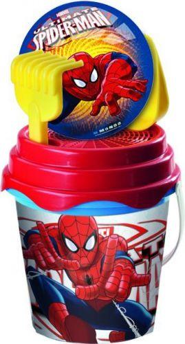 MONDO Kbelík set s míčem Spiderman cena od 119 Kč